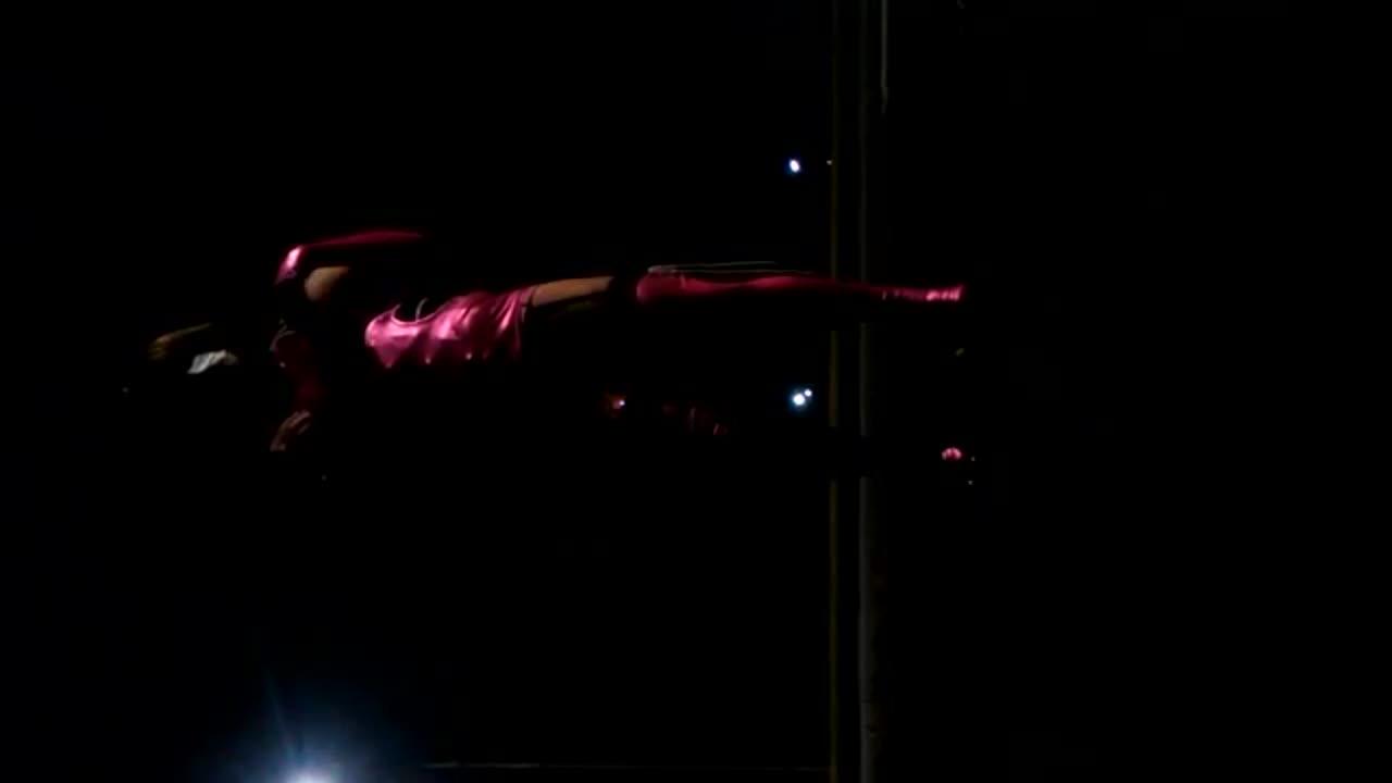 【閲覧注意・女装】ピンクのボディコンで警察に捕まるw